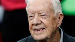 Former President Jimmy Carter Out of Hospital