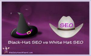 The Promises and Pitfalls of Black Hat SEO Practices