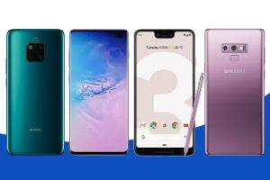 The Best Phones for 2019