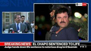 USA condemned to life imprisonment Chapo Guzmán (+ Video)