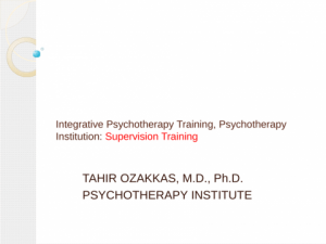 Use of the KmSE technique in psychiatry and psychotherapy