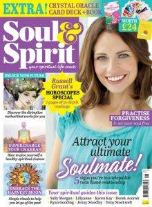 Your August issue on sale NOW! | Soul and Spirit