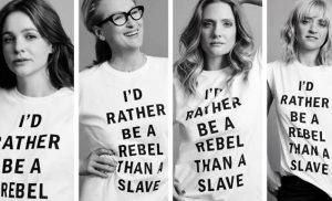 Appropriate feminism: an example of Hollywood stars