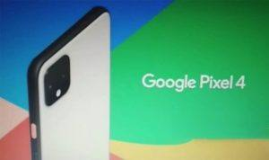 Pixel Video Leakage 4 Opens the night sky mode