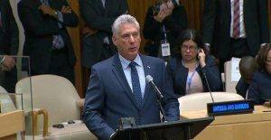 Diaz-Canel in Argentina: Cuba protects foreign businessmen negotiating w'da island