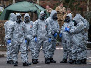 Scientists have developed a method to protect the military from nerve agents