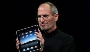 Today marks the tenth anniversary of the launch of Steve Jobs ITnews-blog.com's first Apple iPad